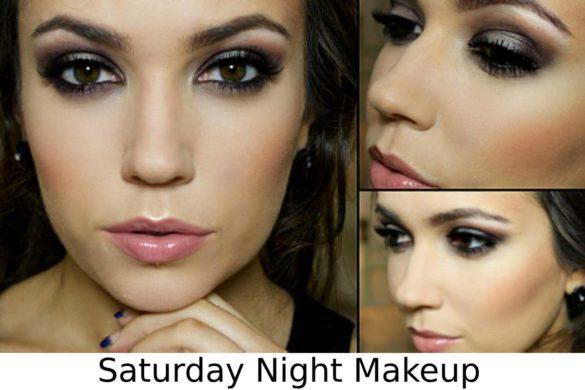 Saturday Night Makeup