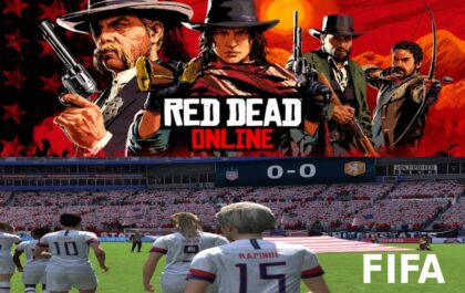 Red Dead Online FIFA 2021